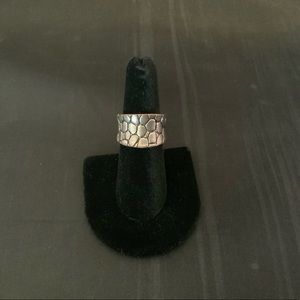 Vintage Silver / Copper Ring